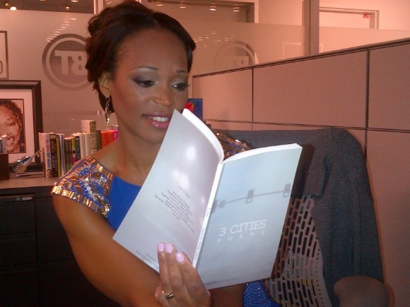 Cityline Host, Tracy Moore